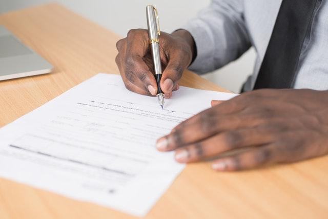 RFP signing