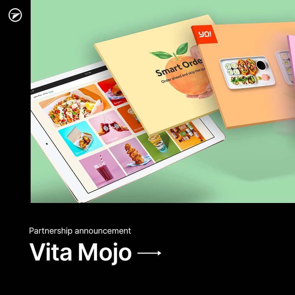 Incredibly excited to announce our new partnership with @vitamojo. Launching their digital ordering platform in 2015, they have become market leaders in smart tech, powering the nations favourite hospitality brands. We look forward to realising their digital vision.  #design #webdesign #uxdesigner #userexperience #ux #ui #uxdesign #userinterface #uidesign #interface #uxigers #designinspiration #uxuidesign #userinterfacedesign #userexperiencedesign #designer #hospitality #restaurant #designagency #creativestudio #InteractionDesign #DigitalIdentity #strafe #dribbble